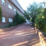 Residencia geriátrica Las Matas - Entrada
