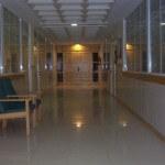 Residencia geriátrica Las Matas - Pasillos