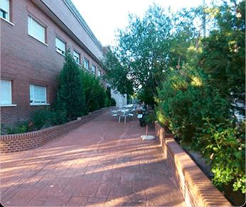 residencia geriátrica Las Matas
