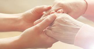 asistencia religiosa en residencia geriátrica