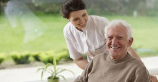 enfermería en residencia geriátrica