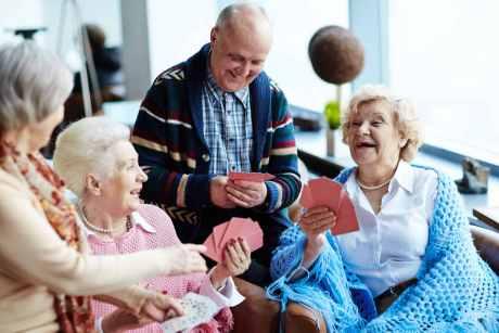 dinámicas de grupo para personas mayores