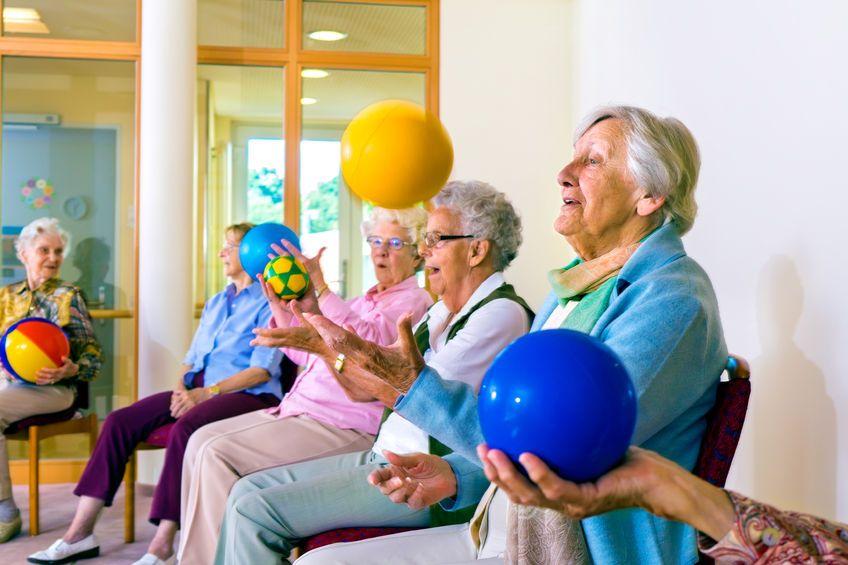 actividades para ancianos